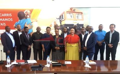 Empresários Sul-Africanos procuram oportunidades de negócio no CFL